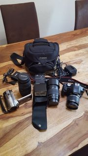 Canon komplett Set