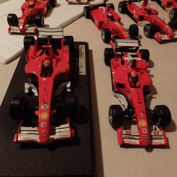 Rennwagen Ferrari Formel 1 Michael