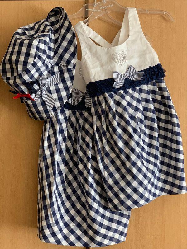 Mädchenkleider mit Mütze von Marasil