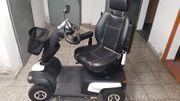 Elektrisches Behindertenfahrzeug Scooter