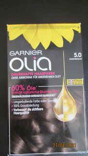 3 Packungen Garnier Olia Haarfarbe