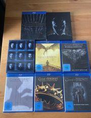 Game of Thrones komplette Sammlung