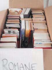 Bücher Kiste verschiedene ROMANE Liebe