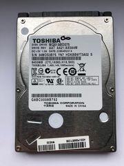 HDD Festplatte Toshiba 2 5