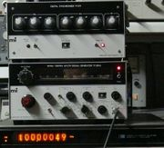 Marconi Messsender TF2015 A und