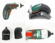 Bosch IXO Akkuschrauber mit Winkelaufsatz