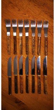 Besteck ESTA je 7 Messer