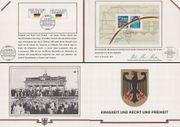Maueröffnung Erinnerungsblatt Minister Deutsche Einheit