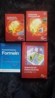 Elektrotechnik ausbildung Bücher