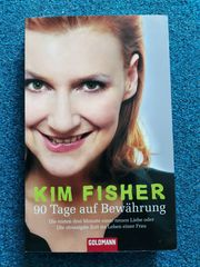 Buch Kim Fisher 90 Tage