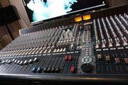 Allen Heath GSR24M studio mixer