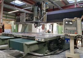 CMS 5 Achs CNC Fräsmaschine zur Holz- und Kunststoffbearbeitung