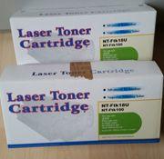 Zwei Laser Toner Cartridge NT-Ftk18
