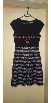 Christian Berg Cocktail Kleid