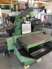 CNC Fräsmaschine Deckel FP 4