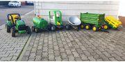 Kinder Traktor John Deere 12