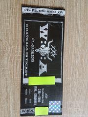 Wacken 2019 Ticket Shirt OVP