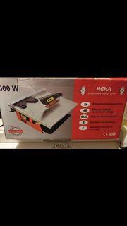 Fliesenschneidemaschine von HEKA