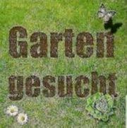 Garten- oder Freizeitgrundstück gesucht