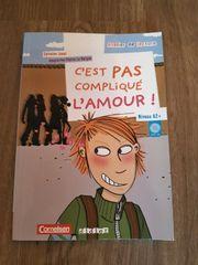 französische Lektüre CD A2