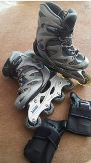 Inliner Skater Gr 33-36 Yashima