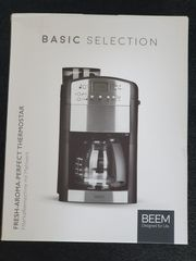 Neue BEEM Kaffeemaschine Fresh-Aroma-Perfect-Thermostar -40