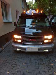 Chevy Van G20 mit LPG-Gasanlage