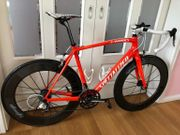 Rennrad Specialized S Works Tarmac