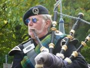 Dudelsackspieler original schottisch