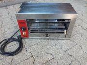 Toaster offener Mini Backofen Elektro