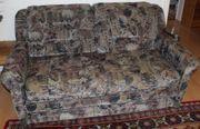 2er Sofa ausziehbares Schlafsofa