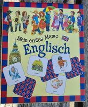 Memory Spiel Englisch