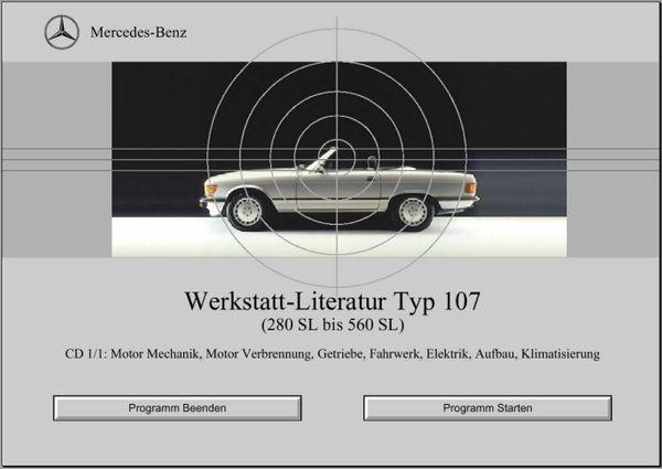 WIS Reparaturanleitung für Mercedes Benz