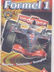 Formel 1 - Quartett - mit Hülle