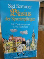 Buch Sigi Sommer - Blasius der