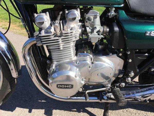 Kawasaki Z 900 A4 Bj
