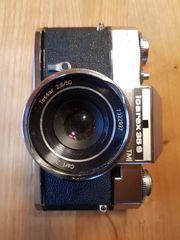 Spiegelreflexkamera Icarex 35 S