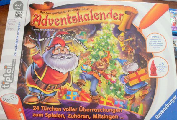 Weihnachtskalender Tiptoi.Tip Toi Adventskalender Weihnachts Wichtel Weihnachten In Karlsruhe