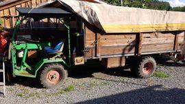 Schilter: Kleinanzeigen aus Götzis - Rubrik Traktoren, Landwirtschaftliche Fahrzeuge