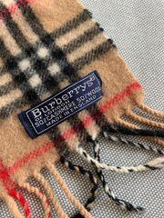 original Burberrys London Cashmere Schal