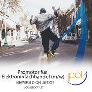Wir suchen Promoter für Elektronikfachhandel