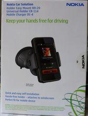 Neue original Nokia Handyhalterung für