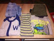 kleiderpaket für Jungen