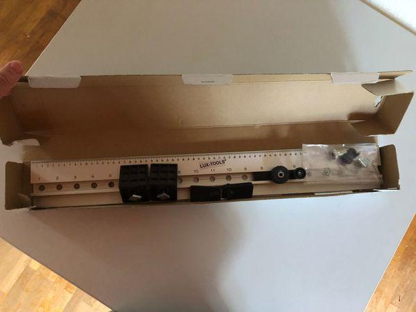 Lux Tools T L-Verbinungen Schiene