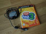 Eye Toy Play 3 inkl