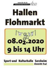 Hallenflohmarkt Flohmarkt in Sersheim