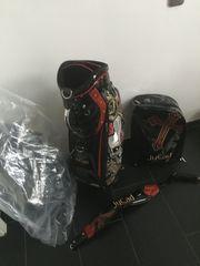 Golfbag Jucad Luxury der Hingucker