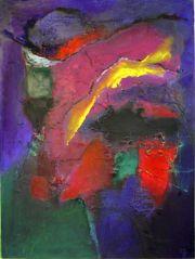 Sechs Gemälde von