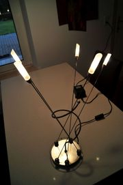 Design-Lamp Halogen 5x 10 Watt
