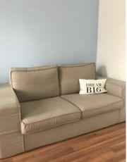 Hochwertige Couch 2 Sitzer Bezug